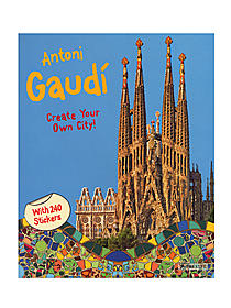 Antoni Gaudi: Create Your Own City each