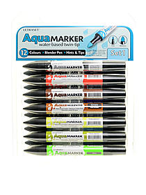 Twin Tip Marker sets