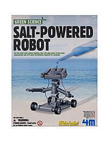 Salt Water Power Robot each