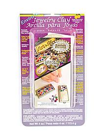 Jewelry Clay kit 4 oz.