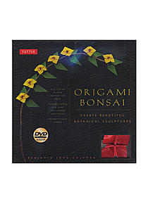 Origami Bonsai Kit with DVD each