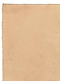 Handmade Hemp Paper antique 20 in. x 30 in. sheet