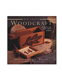 New Crafts: Woodcraft each
