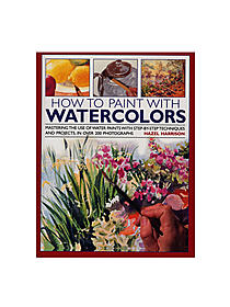 How to Paint with Watercolors each