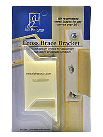 Cross Brace Brackets pack of 2