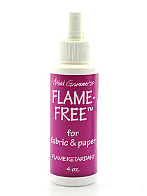 Flame Free Retardant Spray