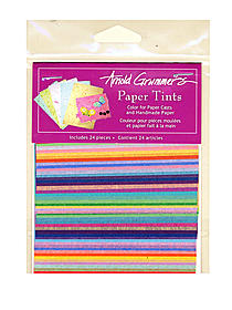 Paper Tints 3 7 8 in. x 6 7 8 in. pack of 24