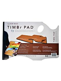 TIMBr Palette Pad 16 in. x 11 in. hand held 39668