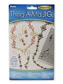 Thing-A-Ma-Jig Wire Wrapper