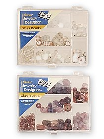 Glass Beads Assorted Sets