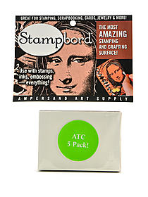 Stampbord Artist Trading Cards