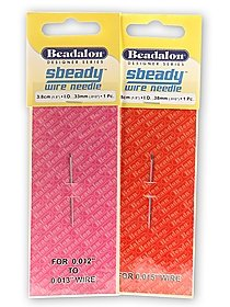 Sbeady Wire Needle