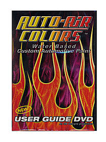 Colors User Guide DVD