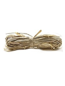 Natural Raffia 2oz bunch