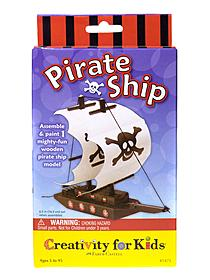 Pirate Ship Mini Kit