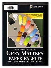 Grey Matters Paper Palettes