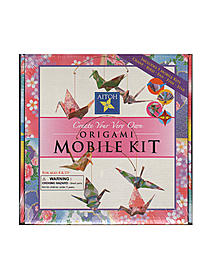 Create Your Very Own Origami Mobile Kit