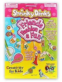 Shrinky Dinks Friends, Fashion, and Fun