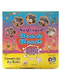 Surfer Girl Beach Beads Set