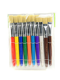 Bristle Brush packs