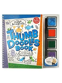 Thumb Doodles Book