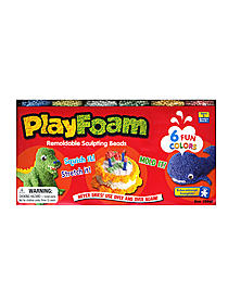 Playfoam 6 Color Set Box