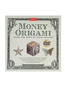 Money Origami Kit w/DVD
