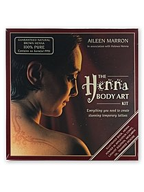 Henna Body Art Kit