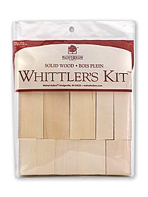 Whittler's Kit Basswood Blocks