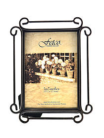 Alton Corner Scroll Frames