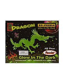 Glow-in-the-Dark 3D Puzzle