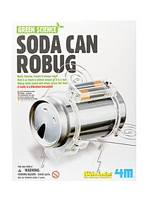 Soda Can Robug Kit