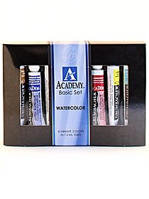 Academy Watercolor Sets