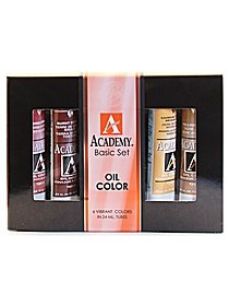 Academy Oil Sets