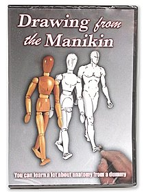 Darwing From the Manikin -- DVD
