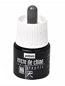 Graphic India Ink