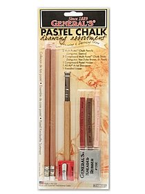 Getting Started with Pastel Chalk Set