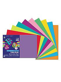 Sulphite Construction Paper royal blue 12 in. x 18 in. 50 sheets 50274