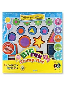 Big Fun Stamp Art Kit