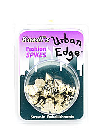 Urban Edge Fashion Spikes
