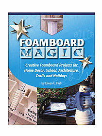 Foamboard Magic Book