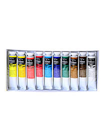 Artisan Water Mixable Oil Colour set 21ml tubes