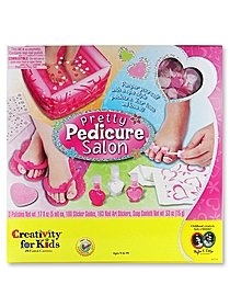 Pretty Pedicure Salon Kit