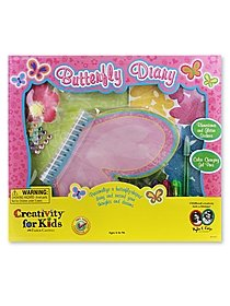Butterfly Diary Kit