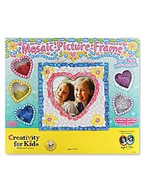 BFF Mosaic Heart Frame Kit