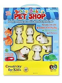 Bitty Bobble Pet Shop Kit