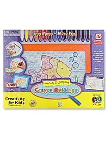 Crayon Rubbings Kit