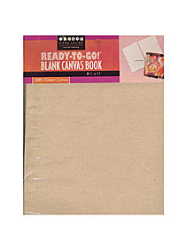 Blank Canvas Books