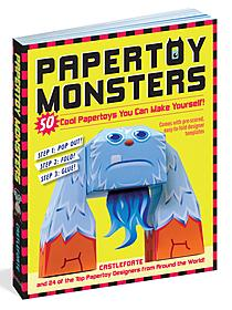 Papertoy Monsters each