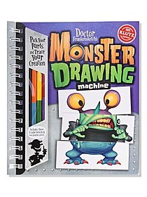 Monster Drawing Machine